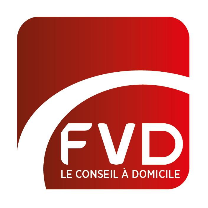 logo federation de la vente directe le conseil a domicile