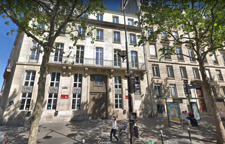 Paris EMLyon devanture